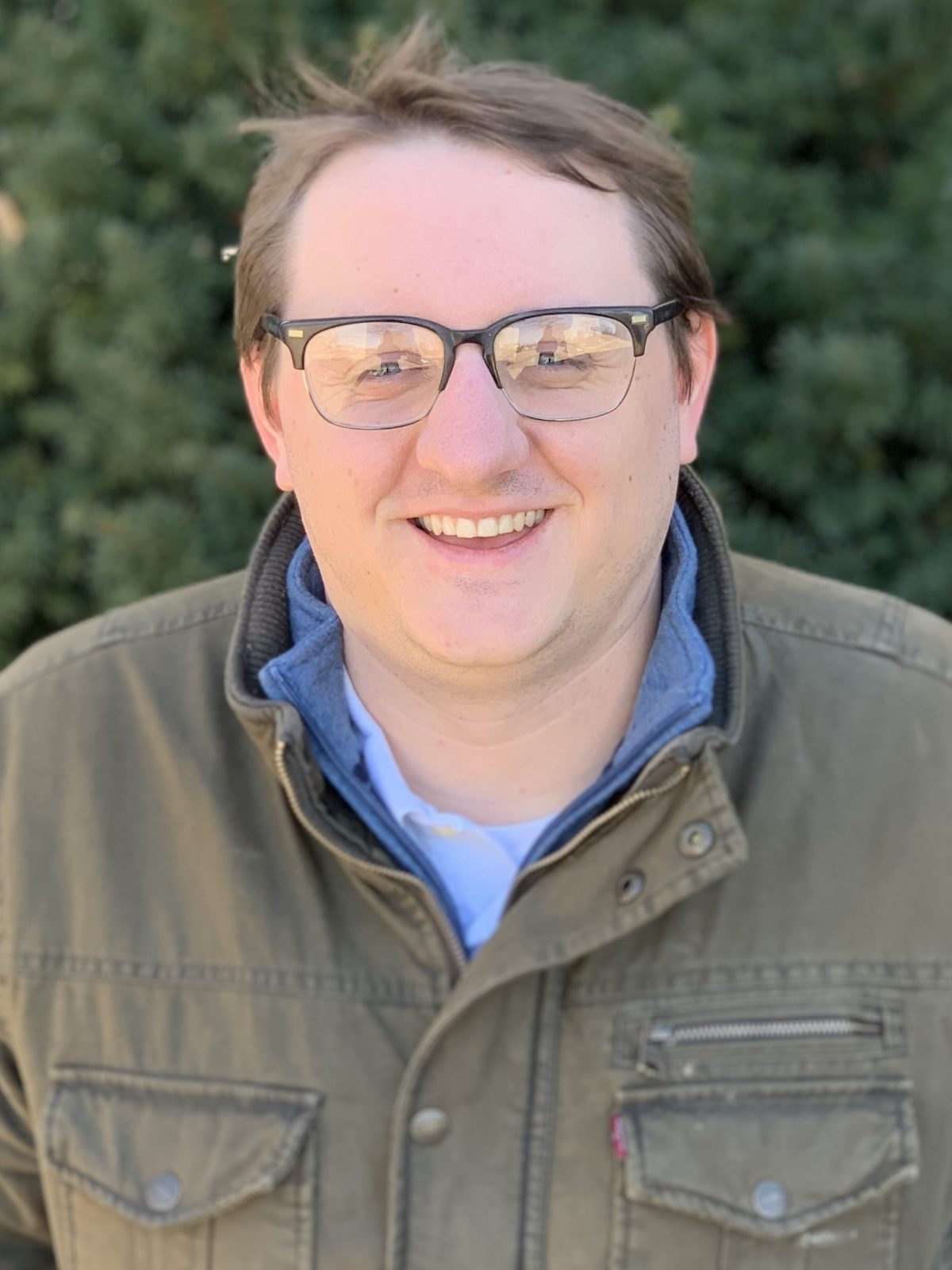 Caleb Borden, Employment Specialist of The Arc of Southeast Iowa