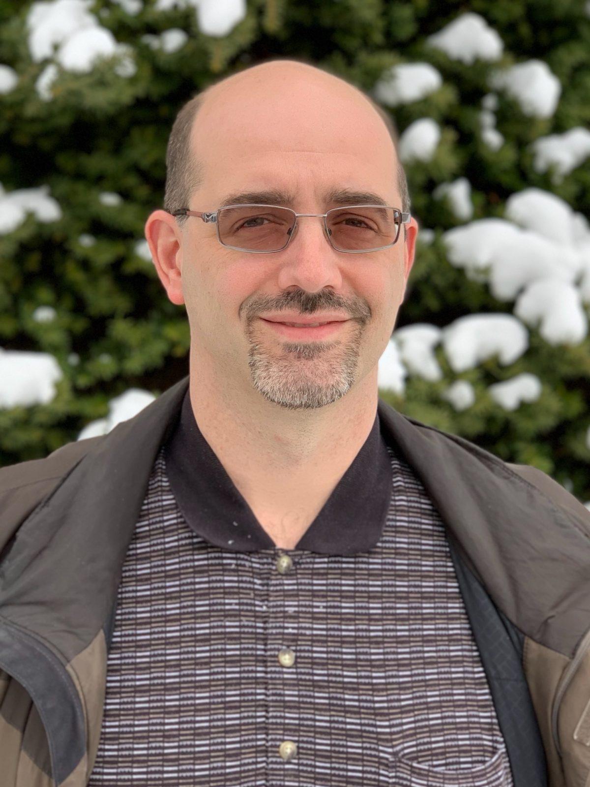 Jim Castlebury, Services Facilitator of The Arc of Southeast Iowa